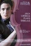 Jack Liebeck plays Sibelius