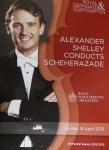 Alexander Shelley Conducts Scheherazade