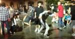 Vietnamese breakdancers