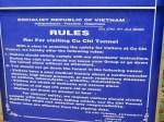 Cu Chi rules