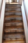 stain-on-stairs