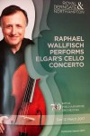 Raphael Wallfisch Performs Elgar's Cello Concerto