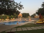 Oberoi pool