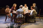 NC The whole cast in Table Manners