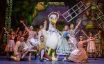 The other Mother Goose and the villagers