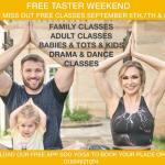 Free Taster Weekend
