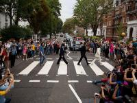 HR Abbey Road fans