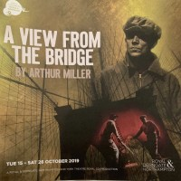 Review – A View from the Bridge, Royal and Derngate, Northampton, 17th October 2019