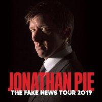 Review – Jonathan Pie, The Fake News Tour, Royal and Derngate, Northampton, 21st November 2019