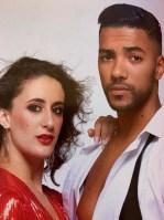 Marcella Solimeo and Dylon Daniels