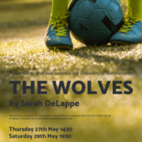Review – The Wolves, University of Northampton 3rd Year BA (Hons) Acting Students, Royal and Derngate, Northampton, 27th May 2021