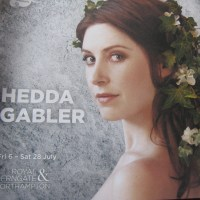 Review – Hedda Gabler, Royal and Derngate, Northampton, 12th July 2012