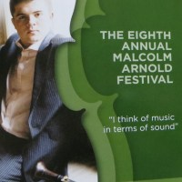 Review – The Eighth Annual Malcolm Arnold Festival Gala Concert; Movie Classics with Julian Bliss, Derngate, Northampton, 20th October 2013