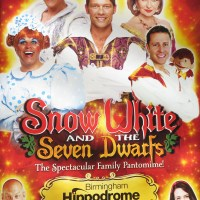 Review – Snow White and the Seven Dwarfs, Birmingham Hippodrome, 11th January 2013