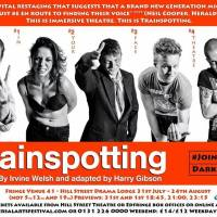 The Edinburgh Fringe 3-Nighter – Trainspotting