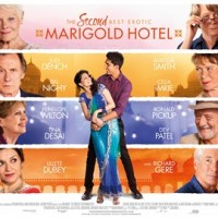 Review – The Second Best Exotic Marigold Hotel, Errol Flynn Filmhouse, Northampton, 5th April 2015