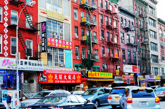 Morris Houses  Affordable Housing NYC  Chinatown Rezoning
