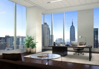Office Design | Corner Office | CEO Office