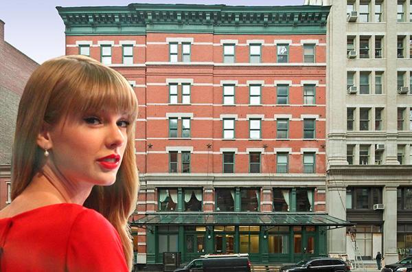 Taylor Swift Apartment 155 Franklin