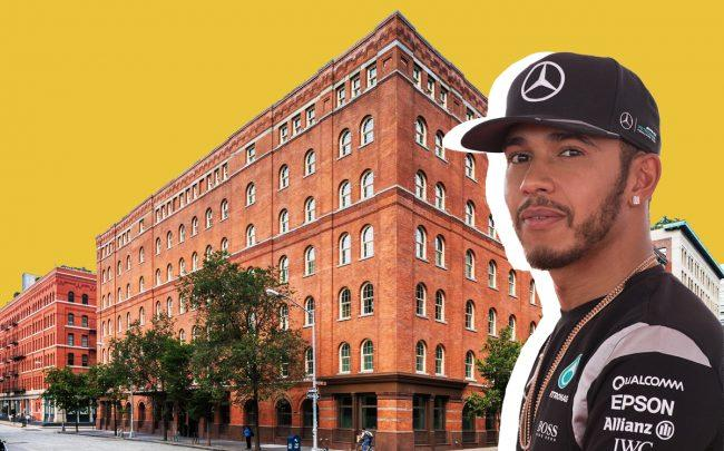 443 Greenwich Street Lewis Hamilton Residential S