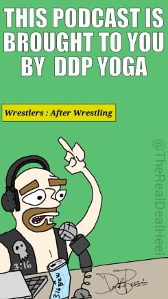 WWE - stone ddp