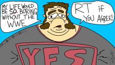 WWE - TWIT MARKS