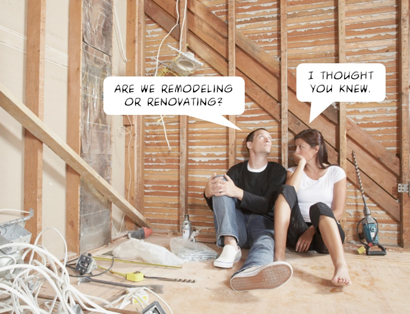 Whats The Difference Between Remodeling Renovating And Restoring