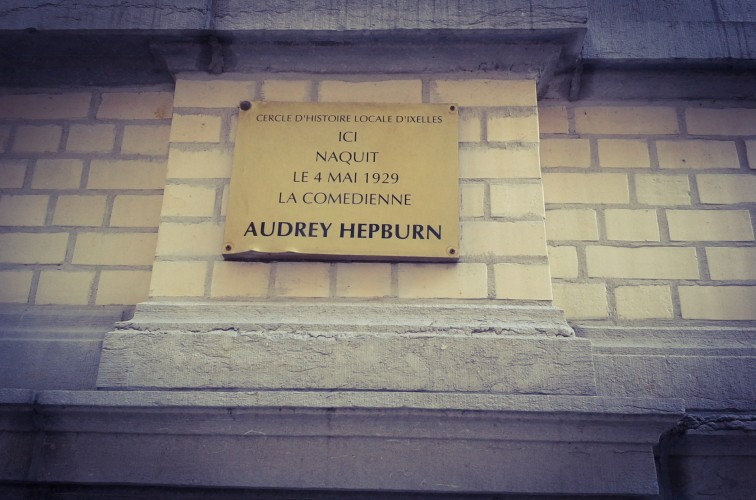 Birthplace of Audrey Hepburn