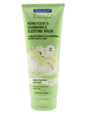 Freeman Beauty Honeydew and Chamomile Sleeping Mask