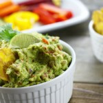 Homemade Guacamole  {Video}