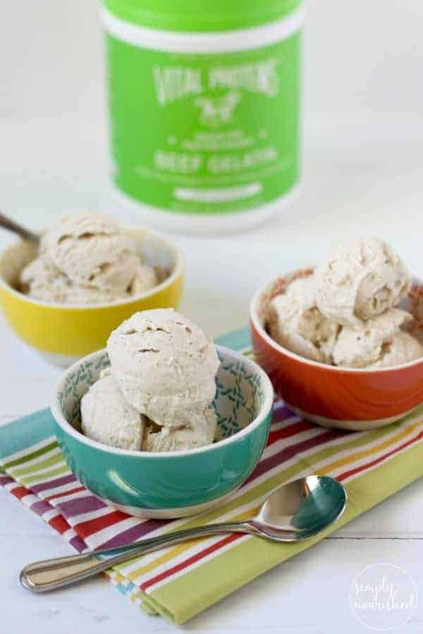 Dairy-free Vanilla Bean Ice Cream