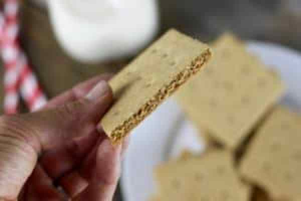 grain free graham crackers 2