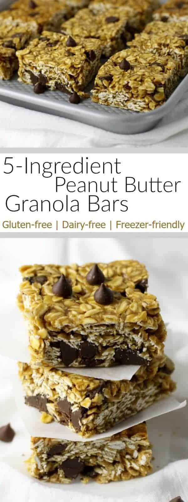 Easy 5 ingredient snack recipes