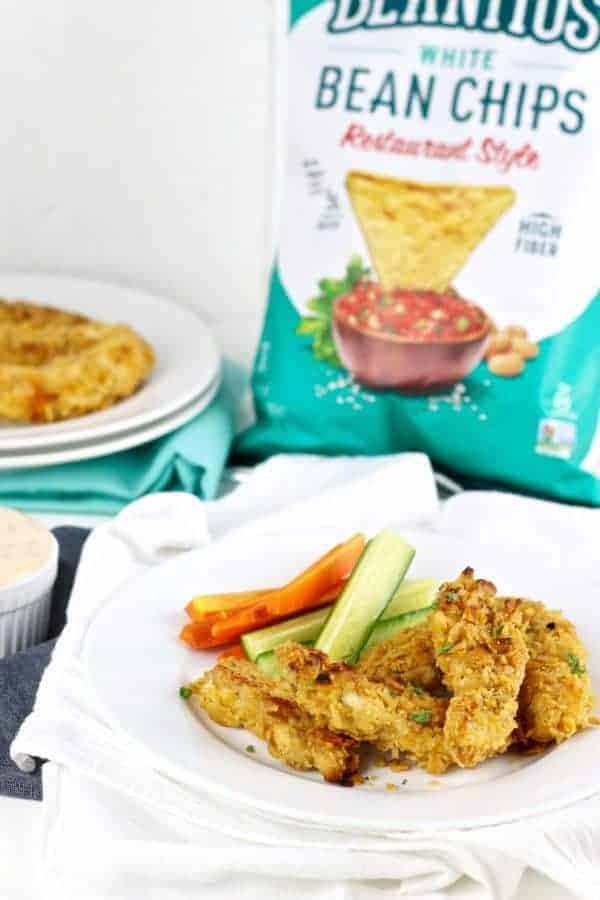 Baked Crispy Chicken Tenders