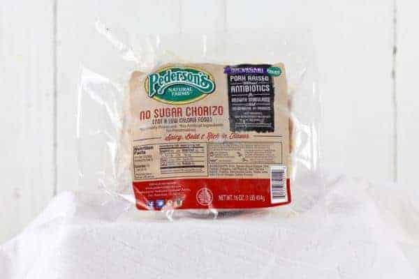 Pederson's Natural Farms Chorizo