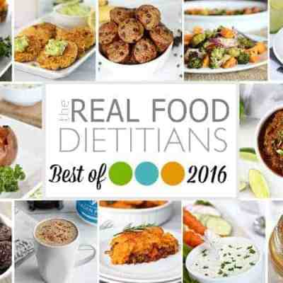 The Real Food Dietitians Best of 2016
