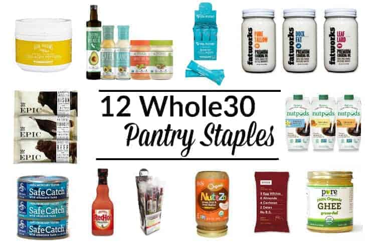 Ask the Dietitians: Whole30 Pantry Staples