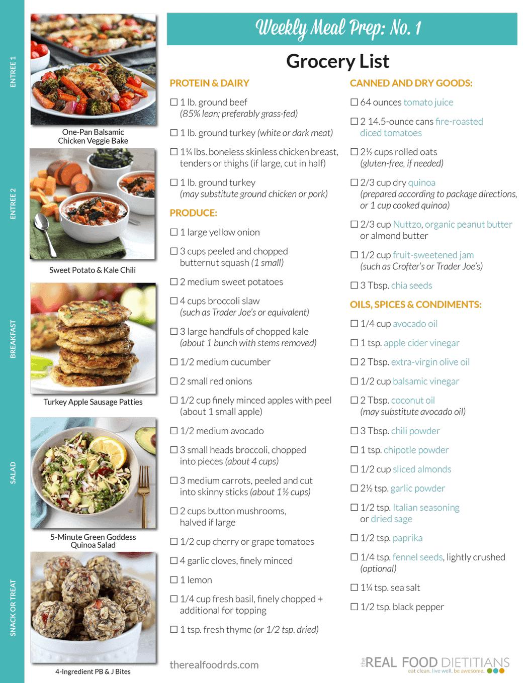 Rfd_weekly Meal Prep_no 1_grocery List 1