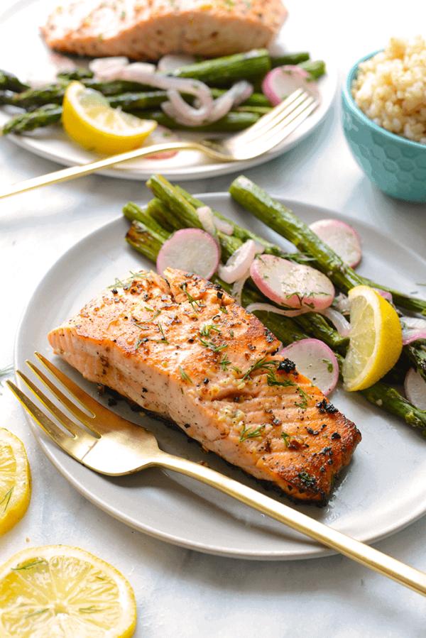 Weekly Meal Prep Menu : No. 2 | The Real Food Dietitians | http://therealfoodrds.com/weekly-meal-prep-menu-no-2/