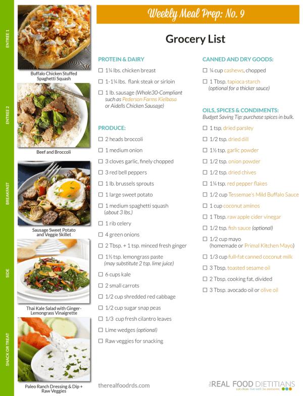 Primal Kitchen Menu Prices