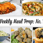 Weekly Meal Prep Menu: No. 7