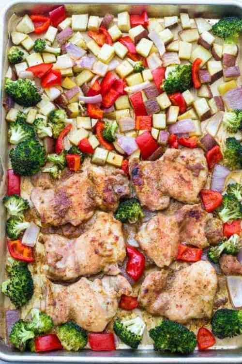 30 Whole30 Sheet Pan Recipes The Real Food Dietitians