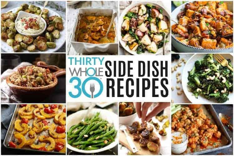 30 Whole30 Side Dish Recipes