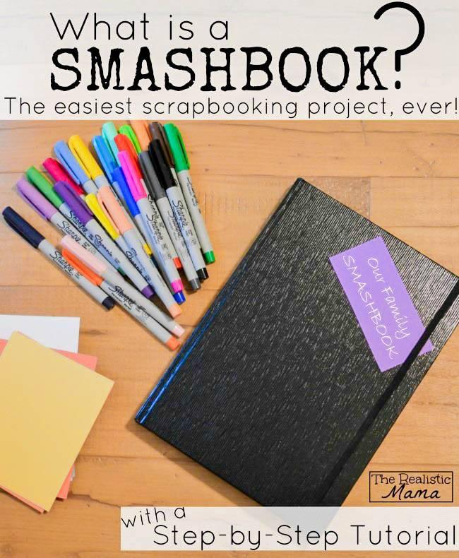 Smash It Book : smash, Smash, Step-by-Step, Tutorial, Realistic