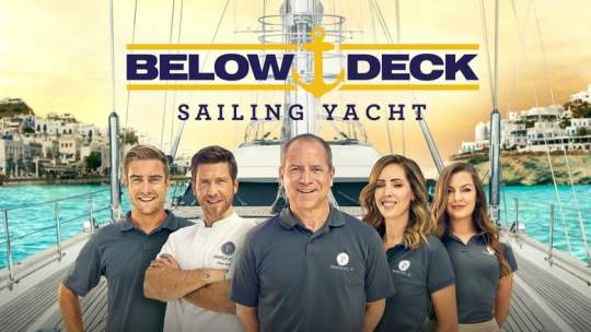Below Deck Sailing Yacht – Season 01 (2020)