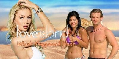 Love Island UK – What Happened Next