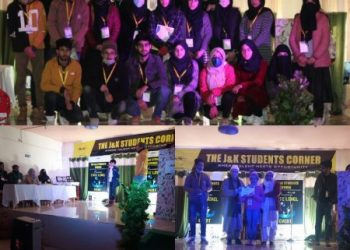 J&K Students Corner holds 'Open Mic' event in Bandipora