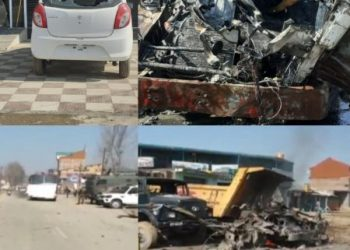 Low intensity IED blast in Bijbhera Anantnag; no loss or injury reported