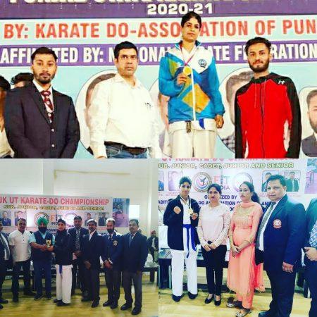 Pride of Kashmir | 20 yr old Zara Bhat is an Award Winning Karate Player from Srinagar