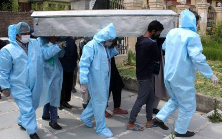 J&K Reports 11 More Covid-19 Deaths, Toll 3963